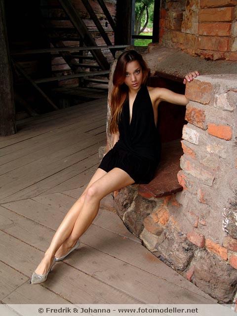 Fotmodell